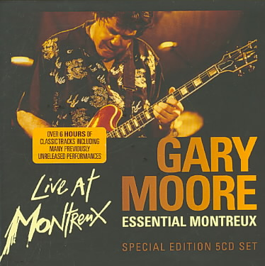 ESSENTIAL MONTREUX BY MOORE,GARY (CD)