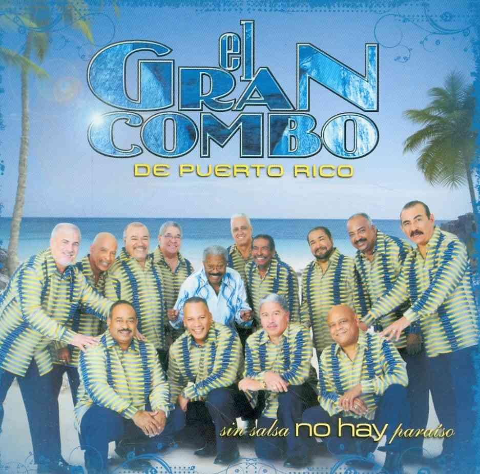 SIN SALSA NO HAY PARAISO BY EL GRAN COMBO DE PUE (CD)